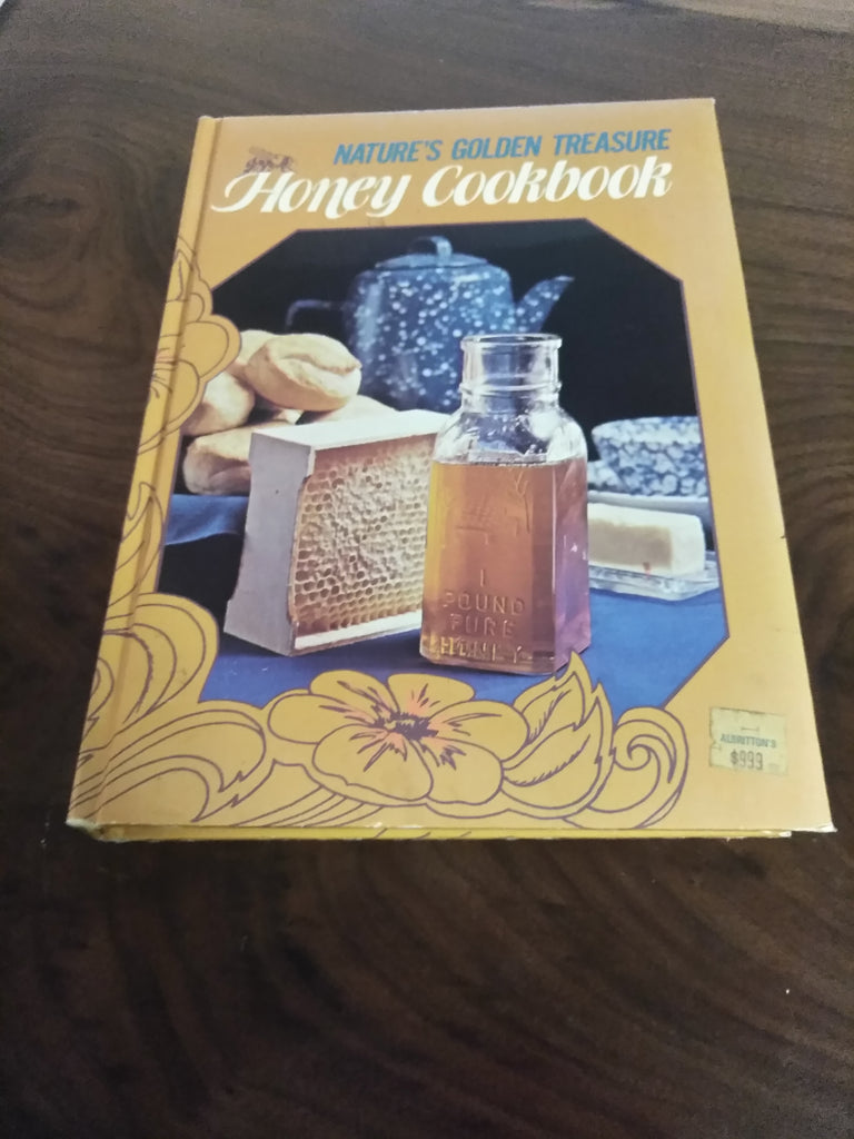 The Honey Cookbook