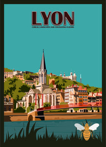 Lyon's All About Lyrical Landscapes and Fascinating Flavors