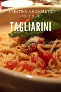 How To Make (with Honey): Tagliarini