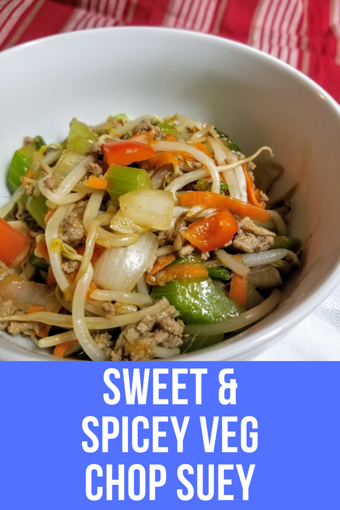How To Make:  Vegetarian Chop Suey