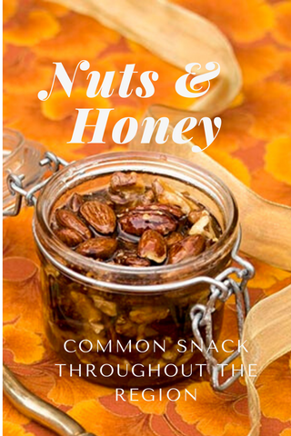 Nuts & Honey