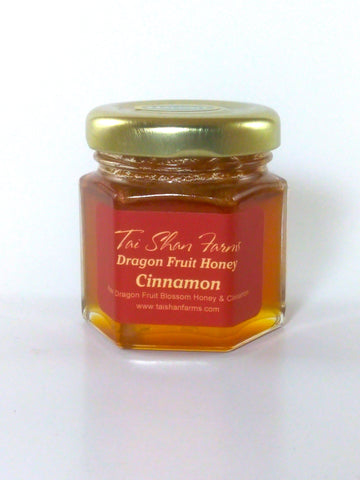 Cinnamon Dragon Fruit Honey Melange From Tai Shan Farms