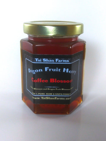 Coffee Blossom Single Pollen Honey From Tai Shan Farms