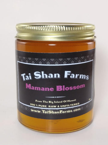 Mamane Blossom Single Pollen Honey from Tai Shan Farms