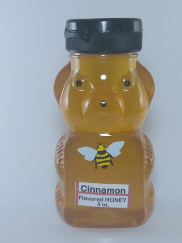 Cinnamon Flavored Honey