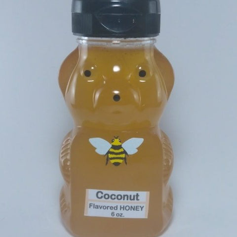 Coconut Flavored Honey