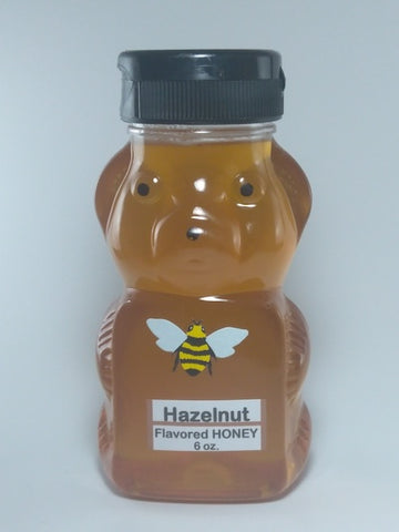 Hazelnut Flavored Honey