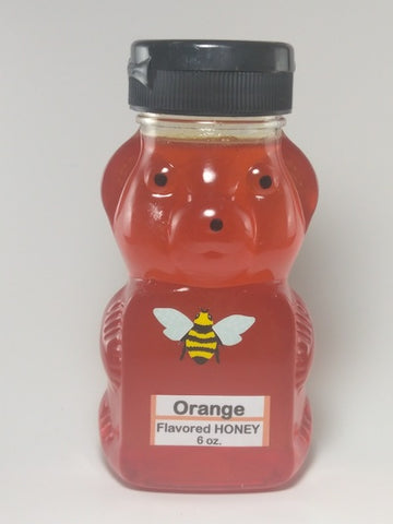 Orange Flavored Honey