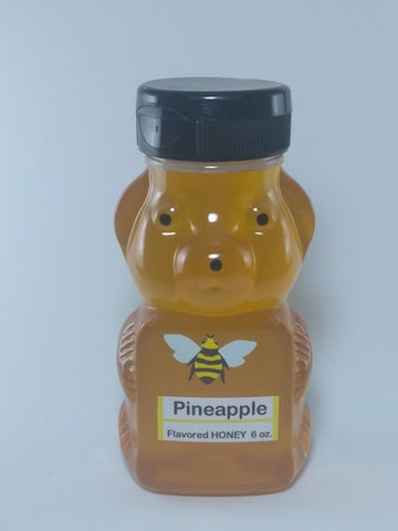 Pineapple Flavored Honey