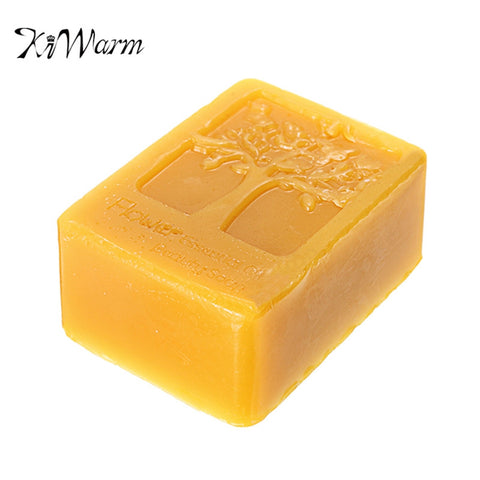 Organic Natural Pure Yellow Beeswax - KiWarm 105g
