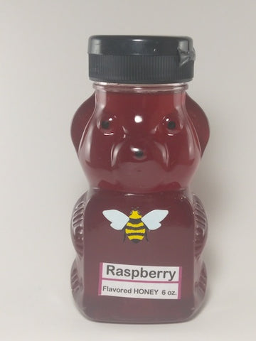 Raspberry Flavored Honey