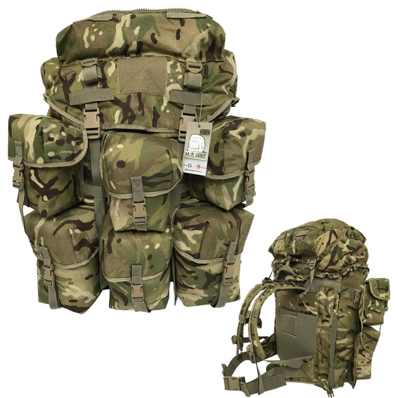 Bergens & Patrol Packs