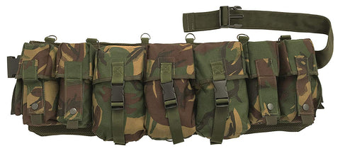 "DPM Special Forces Airborne Webbing Belt (30/32"", IRR British Multicam)"