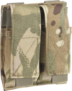 9mm Twin Pistal Mag Pouch (Molle)