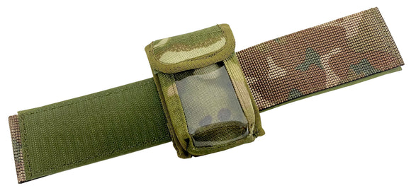 Military Micro GPS Wrist Pouch