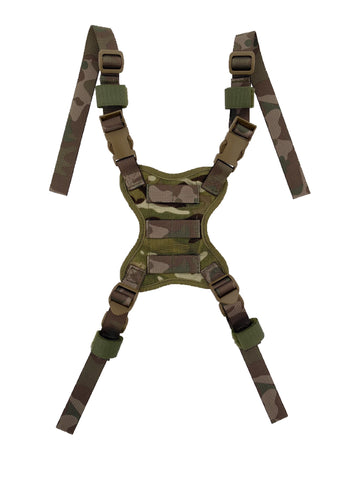 Military Helmet Carrier mk11 Attachment (British MTP)