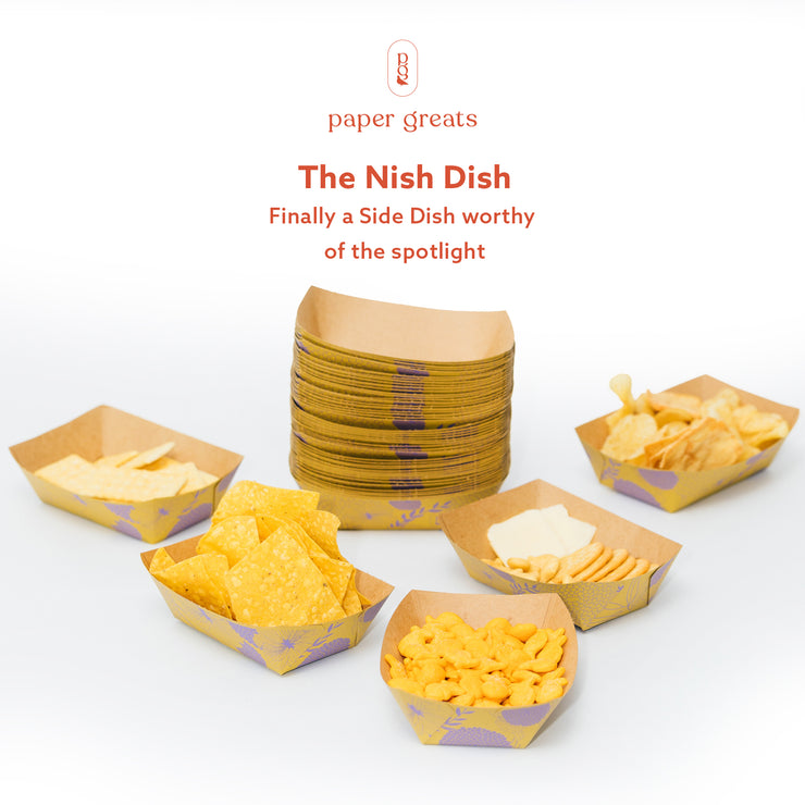 The Nish Dish - Paper Greats