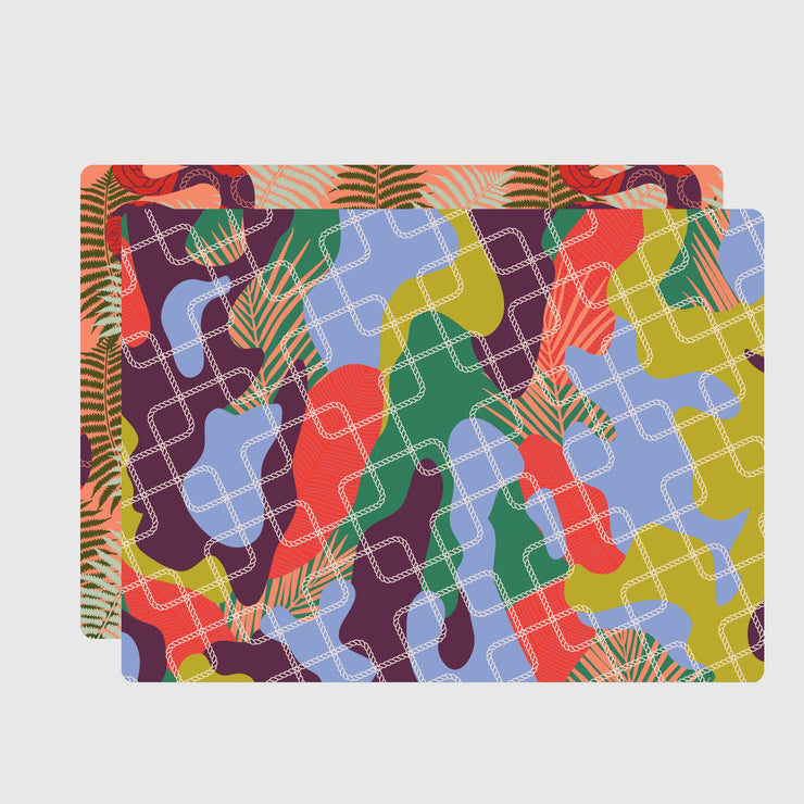 Crypsis Reversible Paper Placemat