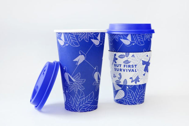 The Bird Cup - Paper Greats
