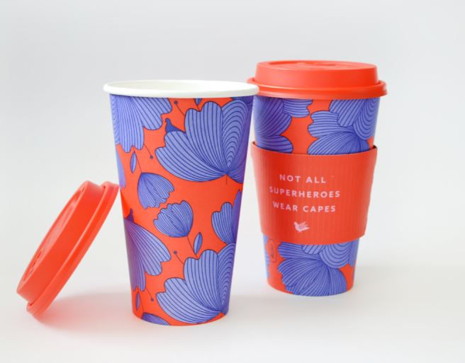 The Bloom Cup - Paper Greats