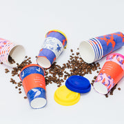The Triad ( Mix + Match Paper Cups)