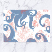 Land + Sea Reversible Paper Placemat - Paper Greats