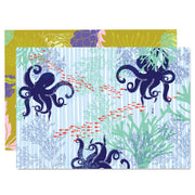 Surf + Turf Reversible Paper Placemat - Paper Greats