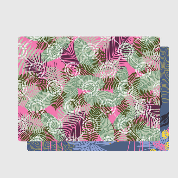 Woodland Reversible Paper Placemat