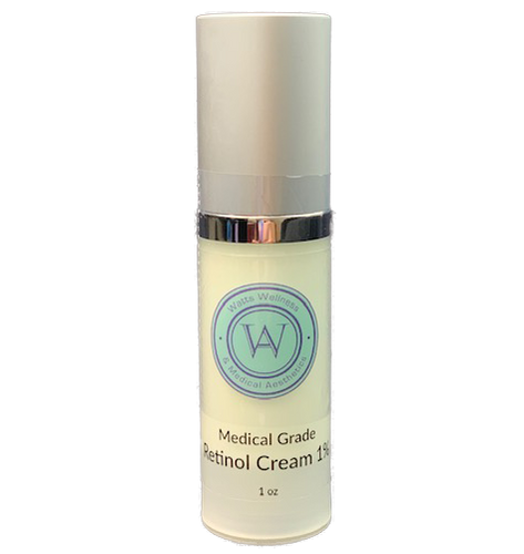 Medical Grade Retinol Cream 1%