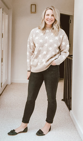 Cam Star Sweater