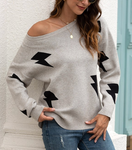 Maya Lightening Sweater