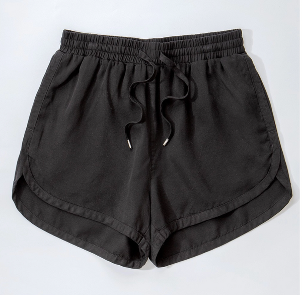 Quinn Tencel Shorts