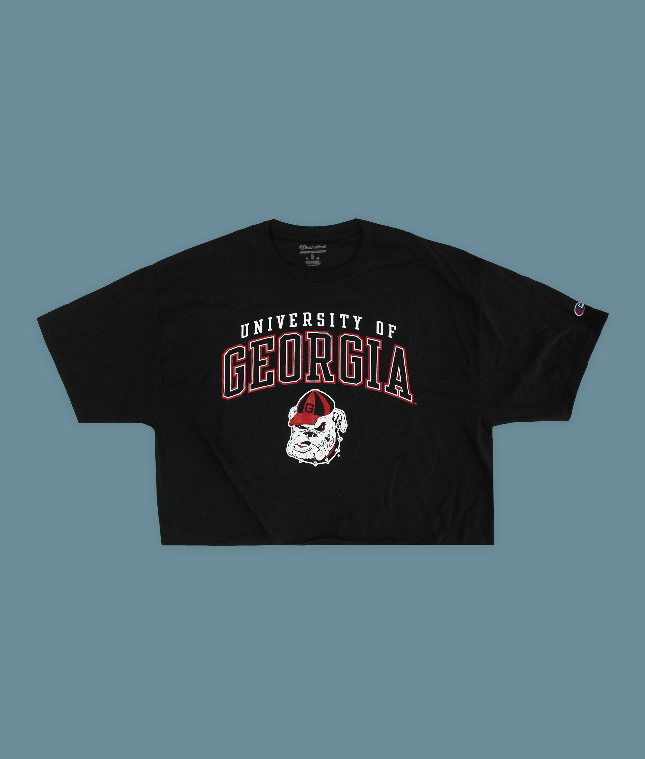 Georgia Boyfriend Crop Top