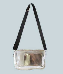 Clear Gameday Purse
