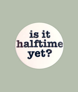 Halftime Button
