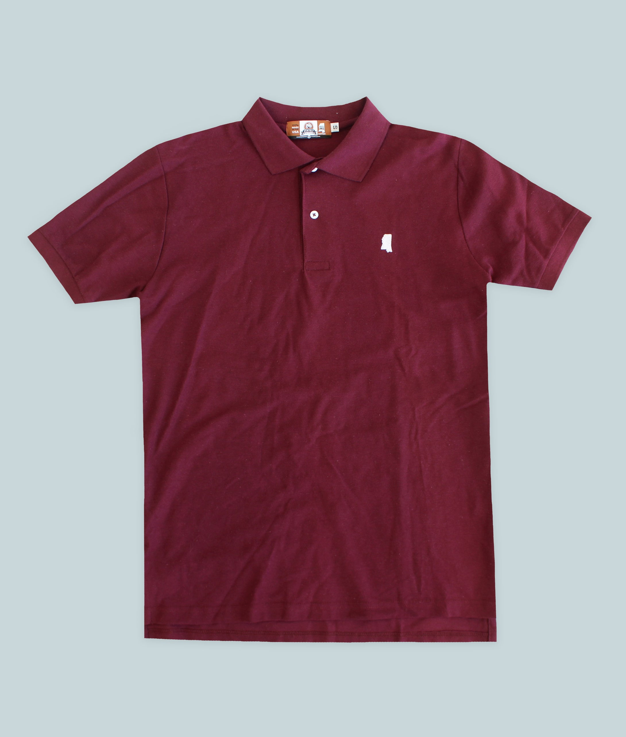 Stately Cotton Polo Starkville