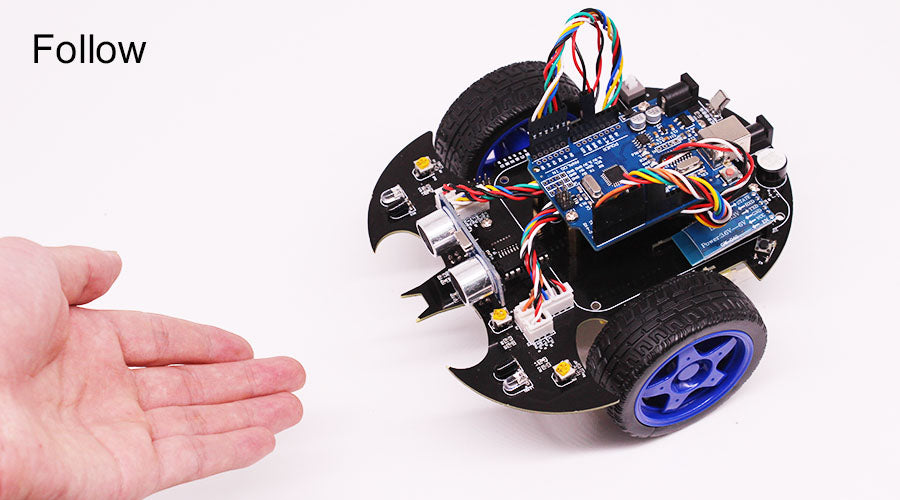 Yahboom BAT smart robot for Arduino Uno R3 compatible with