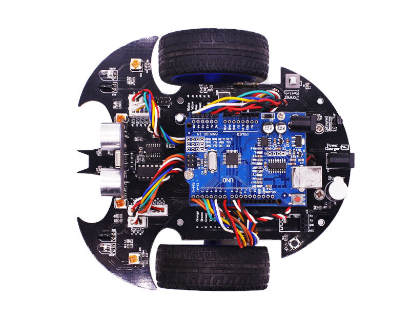 Yahboom BAT smart robot for Arduino Uno R3 compatible with Scratch 3.0