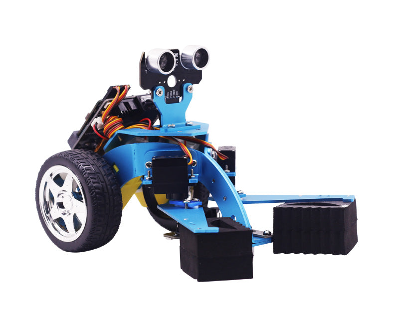 Yahboom HelloBot micro:bit STEM smart robot car compatible with Micro:bit V2/1.5 board