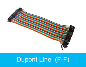 40 pcs Female to Female Jumper Cable Wire