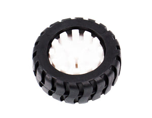 Yahboom D-axis rubber tires for N20 motor
