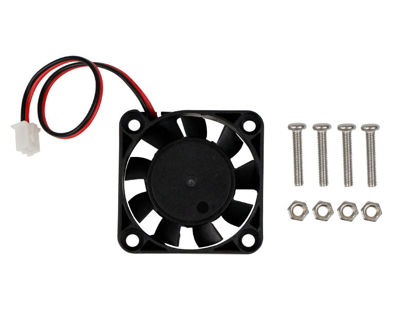 Large Size Cooling Fan for Raspberry Pi 4B/3B+/3B