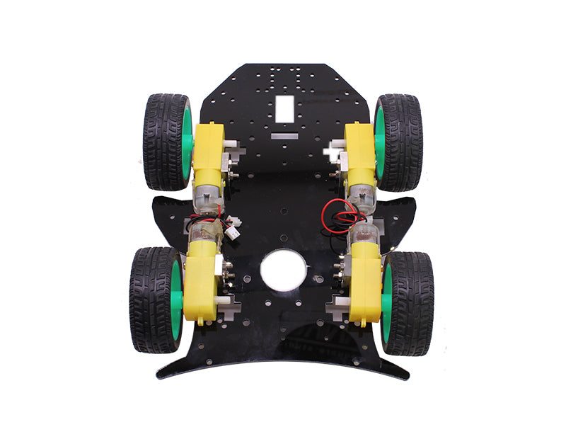 Yahboom 4WD aluminum chassis kit