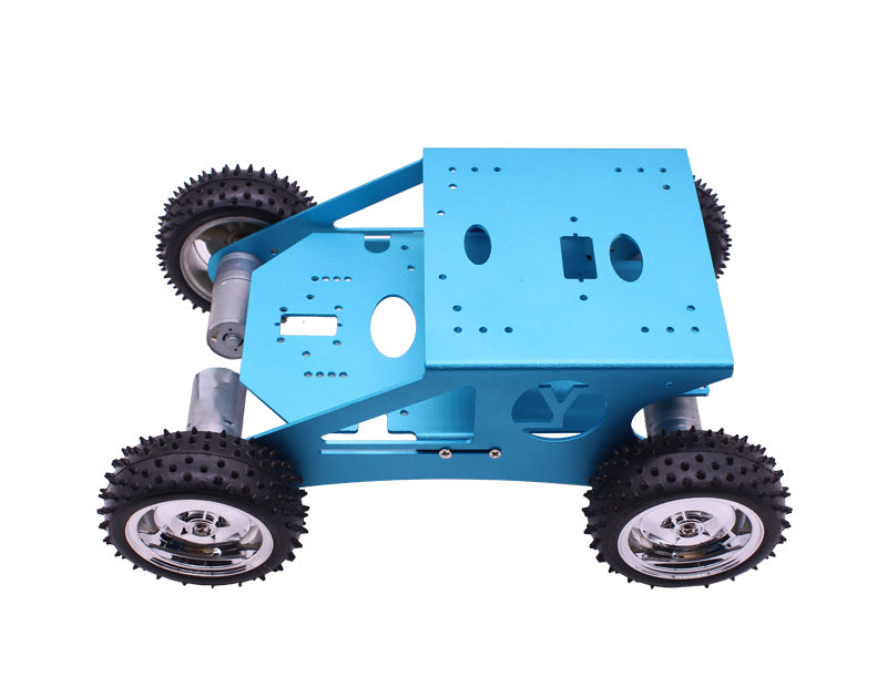 Yahboom G1 4WD aluminium alloy chassis