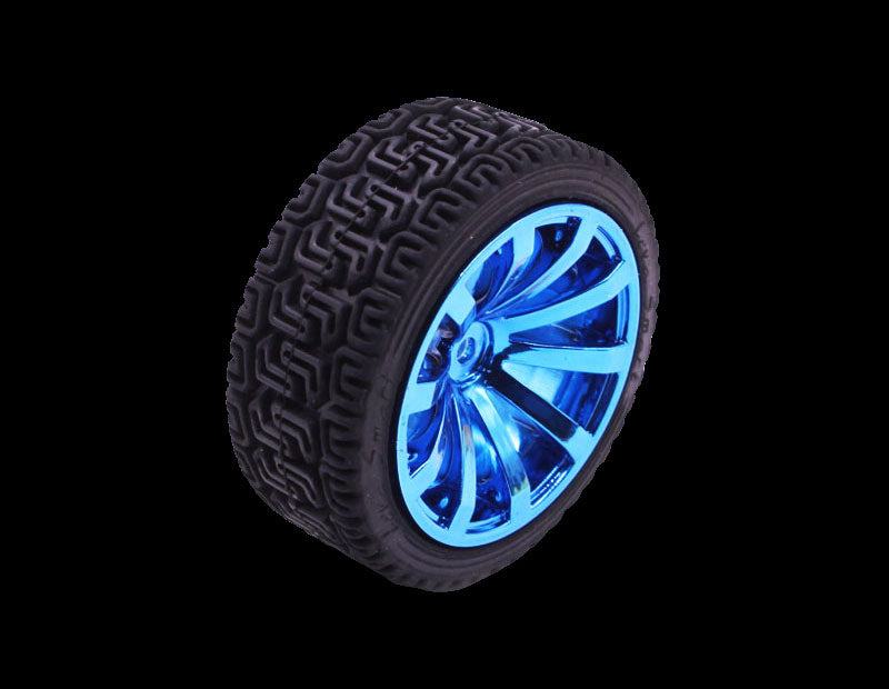 Yahboom 65mm large friction Tire