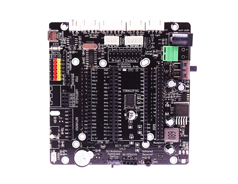 Yahboom 4WD expansion board for robot car