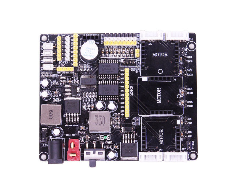 Yahboom Multifunctional 6WD expansion board