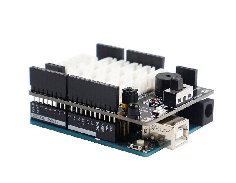 Yahboom Uno sonser expansion board compatible with Arduino