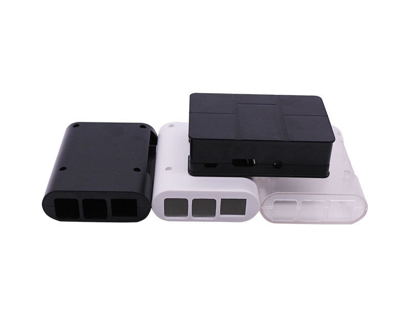 ABS protective black case for Raspberry Pi