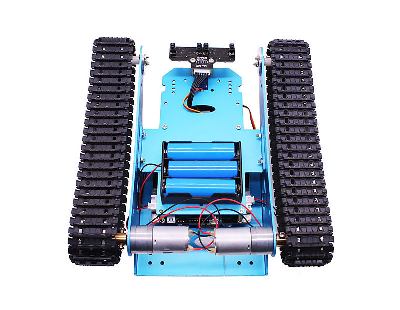 Yahboom G1 smart robot tank for Arduino